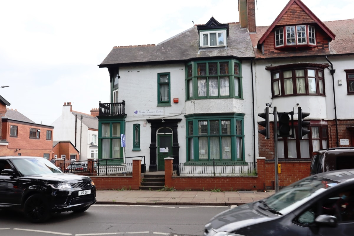 278 EAST PARK ROAD, LEICESTER LE5 5AY